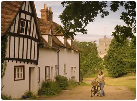Cycling holiday in Constable Country, Suffolk