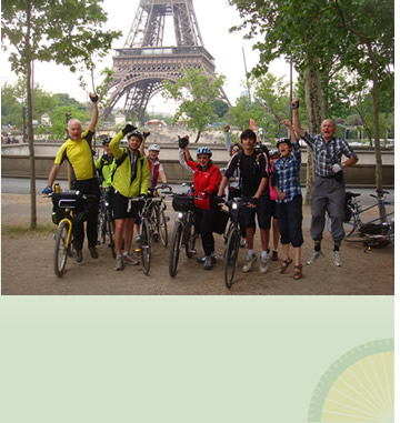 London to Paris Cycling Event
